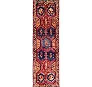 Link to 4' x 12' 9 Shiraz-Lori Persian Runner Rug