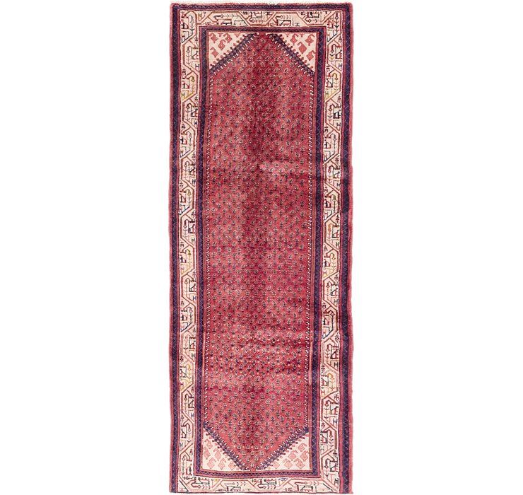 3' 5 x 9' 7 Botemir Persian Runner ...