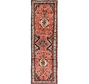 Link to 105cm x 343cm Hamedan Persian Runner Rug