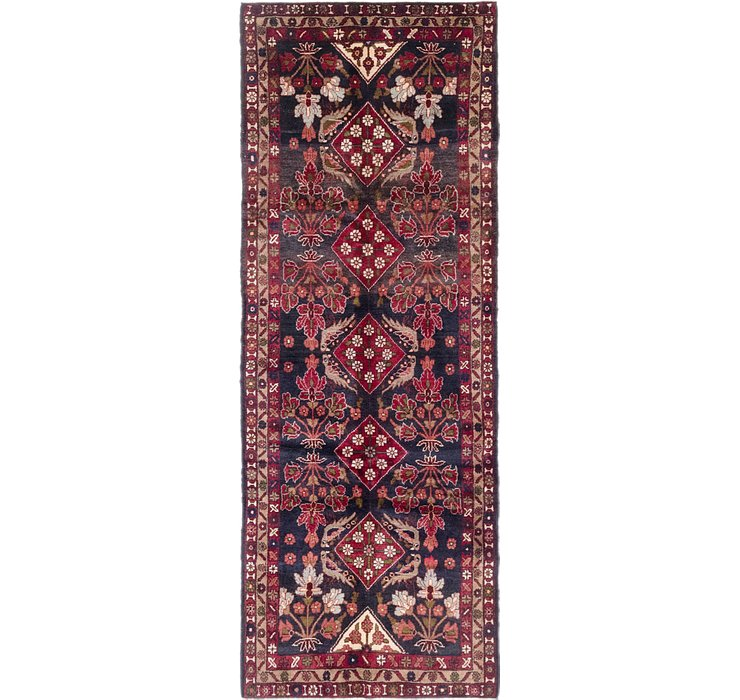 107cm x 300cm Borchelu Persian Runner...