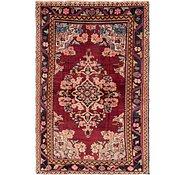 Link to 4' 5 x 6' 10 Farahan Persian Rug