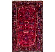 Link to 140cm x 245cm Hamedan Persian Rug