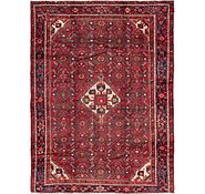 Link to 4' 9 x 6' 6 Hossainabad Persian Rug