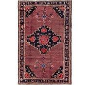 Link to 145cm x 235cm Hamedan Persian Rug