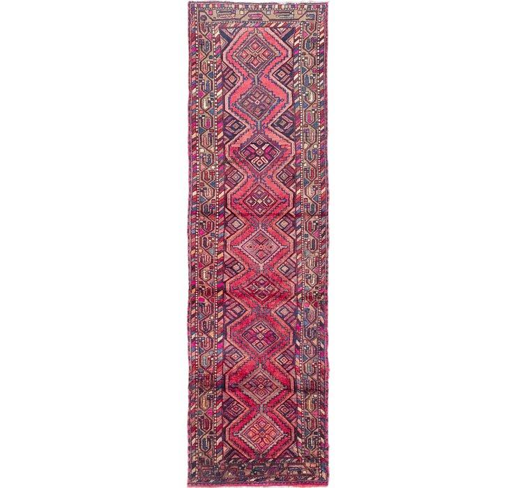 2' 10 x 9' 10 Chenar Persian Runner Rug
