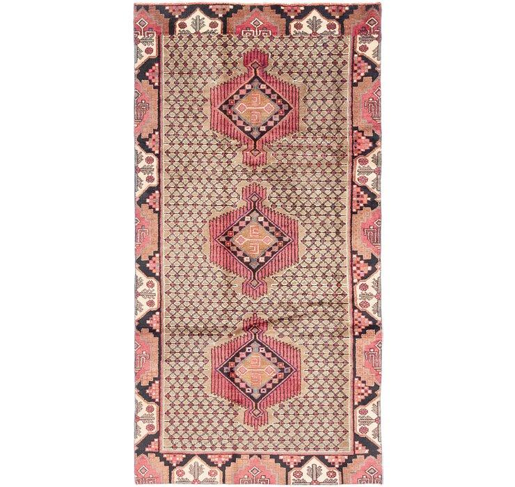 3' 10 x 7' 9 Koliaei Persian Rug