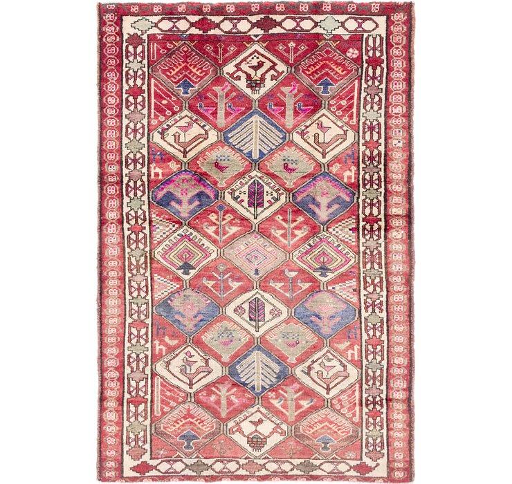 5' x 7' 7 Bakhtiar Persian Rug
