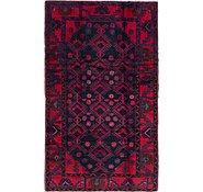 Link to 4' 4 x 7' 5 Hamedan Persian Rug