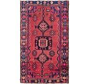 Link to 4' 5 x 7' 6 Hamedan Persian Rug