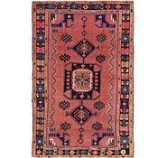 Link to 4' 8 x 7' 5 Hamedan Persian Rug