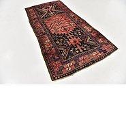 Link to 132cm x 265cm Hamedan Persian Runner Rug
