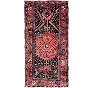 Link to 4' 4 x 8' 8 Hamedan Persian Runner Rug