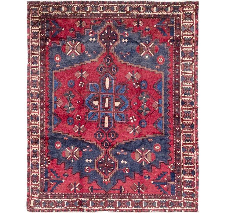 5' 2 x 6' 8 Bakhtiar Persian Rug