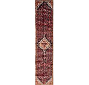 Link to 80cm x 385cm Hossainabad Persian Runner Rug