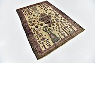 Link to 4' 4 x 6' 5 Shiraz-Lori Persian Rug