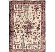 Link to 4' 4 x 6' 5 Shiraz-Lori Persian Rug