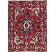 Link to 145cm x 190cm Tabriz Persian Rug