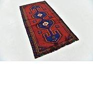 Link to 3' 5 x 6' 2 Hamedan Persian Rug