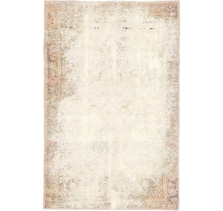 3' x 4' 8 Ultra Vintage Persian Rug