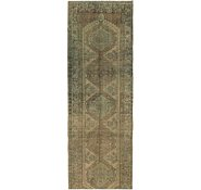Link to 90cm x 262cm Ultra Vintage Persian Runner Rug