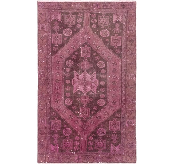 3' 8 x 6' Ultra Vintage Persian Rug
