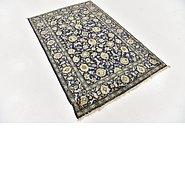Link to 4' 3 x 6' 6 Kashan Persian Rug