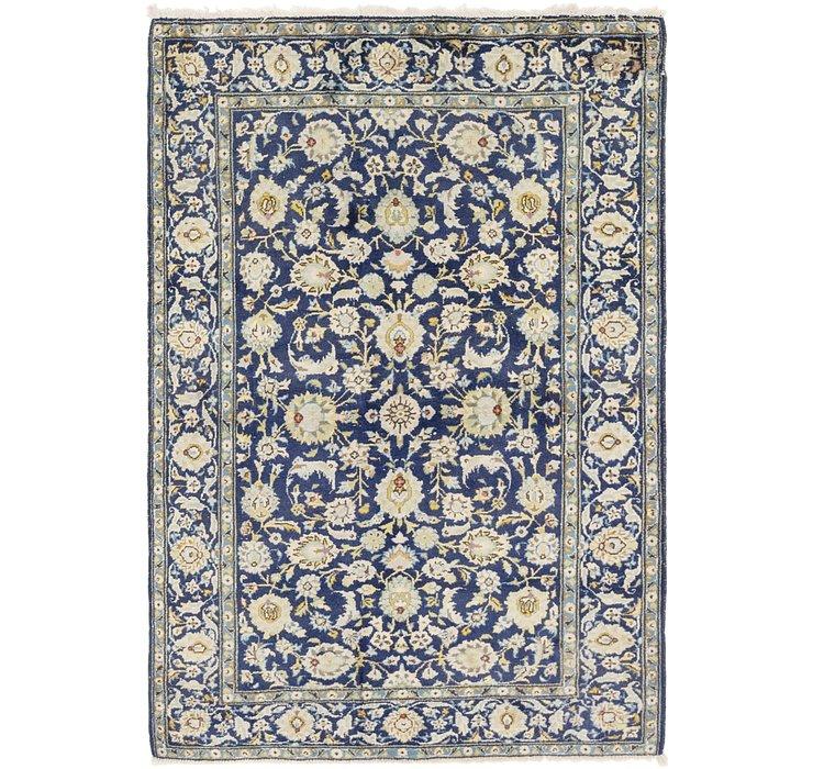 4' 3 x 6' 6 Kashan Persian Rug