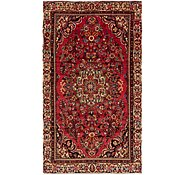 Link to 4' 10 x 8' 6 Borchelu Persian Rug