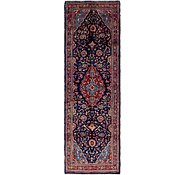 Link to 110cm x 355cm Farahan Persian Runner Rug