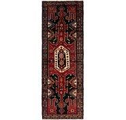 Link to 3' 3 x 9' 9 Hamedan Persian Runner Rug