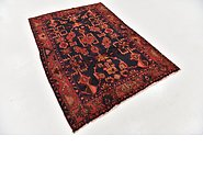 Link to 4' 9 x 7' Hamedan Persian Rug