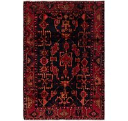 Link to 4' 9 x 7' Hamedan Persian Rug