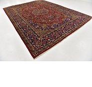 Link to 9' 9 x 13' 3 Tabriz Persian Rug
