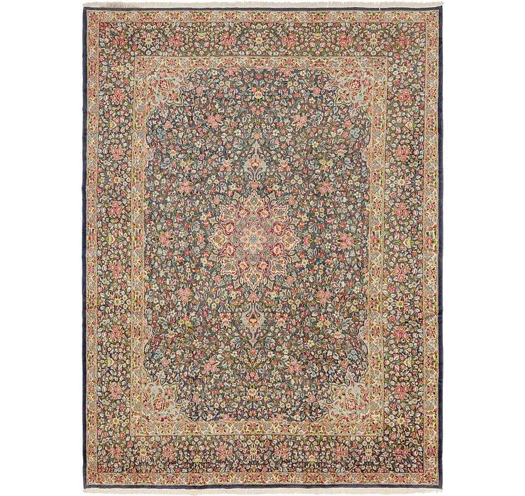 305cm x 415cm Kerman Persian Rug