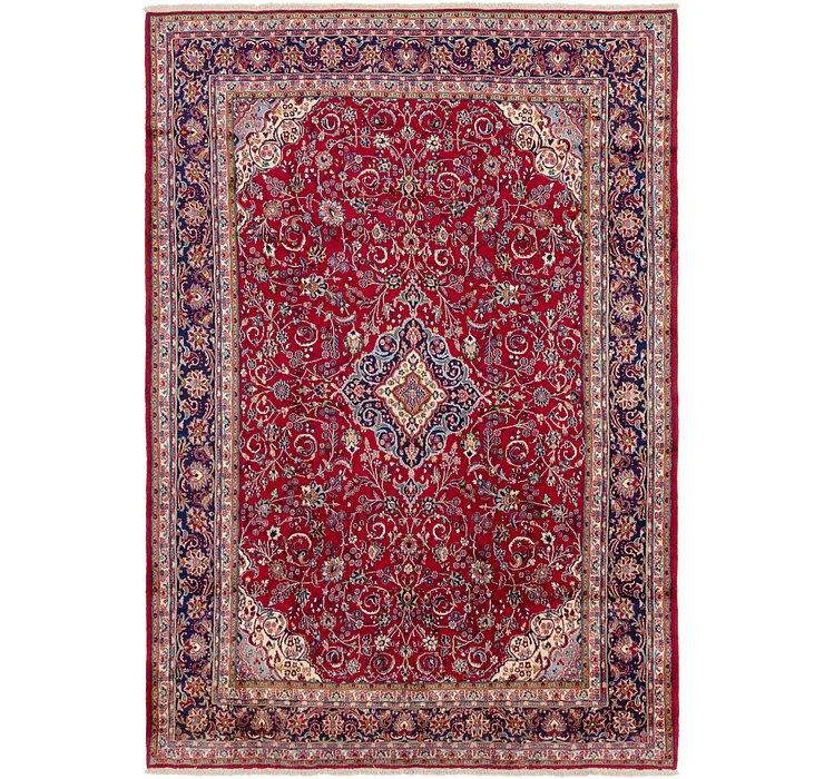 9' x 12' 9 Shahrbaft Persian Rug