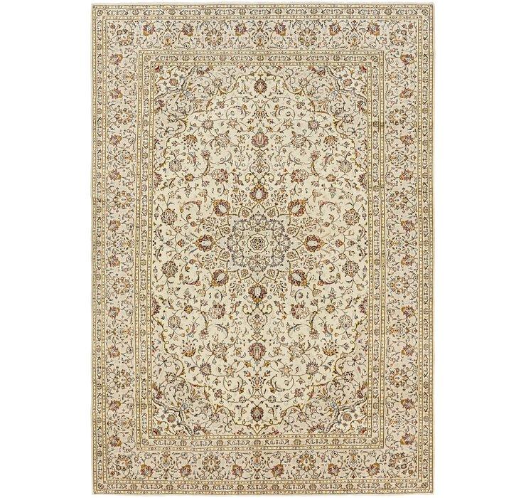 7' 10 x 11' 5 Kashan Persian Rug
