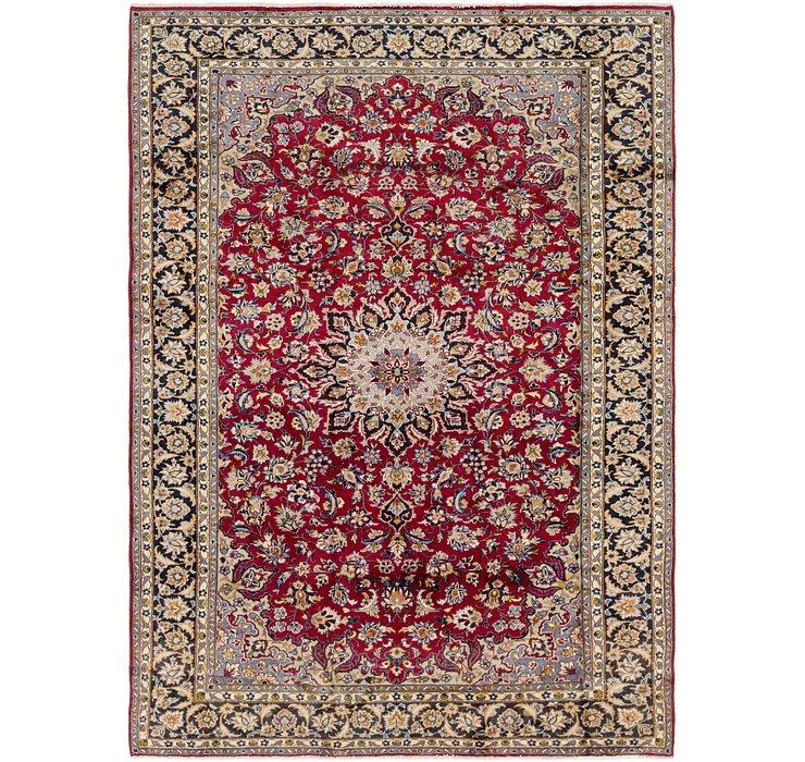 7' 9 x 10' 7 Isfahan Persian Rug
