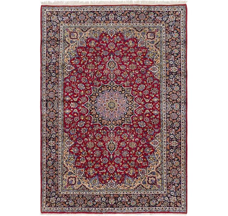 8' 2 x 11' 10 Isfahan Persian Rug
