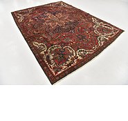Link to 7' 6 x 10' 8 Heriz Persian Rug