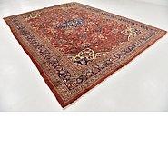 Link to 9' 5 x 12' 7 Mahal Persian Rug