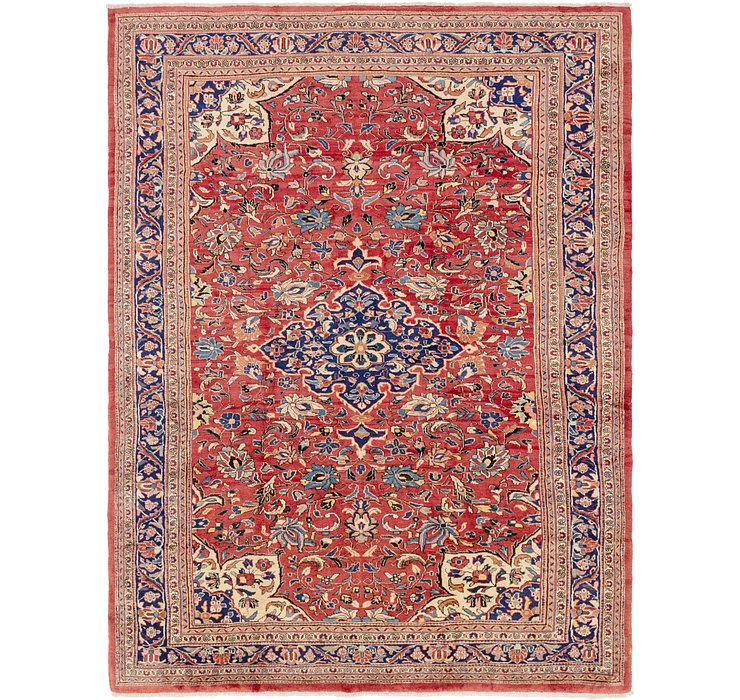 9' 5 x 12' 7 Mahal Persian Rug