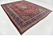 Link to 9' 9 x 12' 6 Mashad Persian Rug