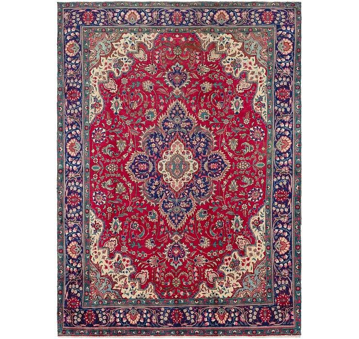 9' 8 x 13' 8 Tabriz Persian Rug