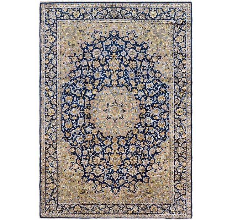 8' 10 x 12' 9 Isfahan Persian Rug