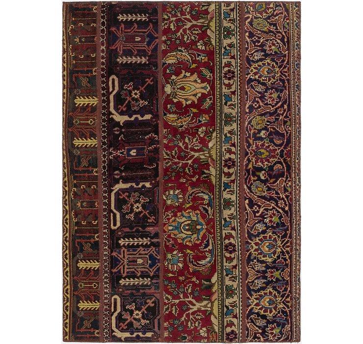 3' 8 x 5' 3 Ultra Vintage Persian Rug
