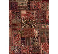 Link to 203cm x 280cm Ultra Vintage Persian Rug