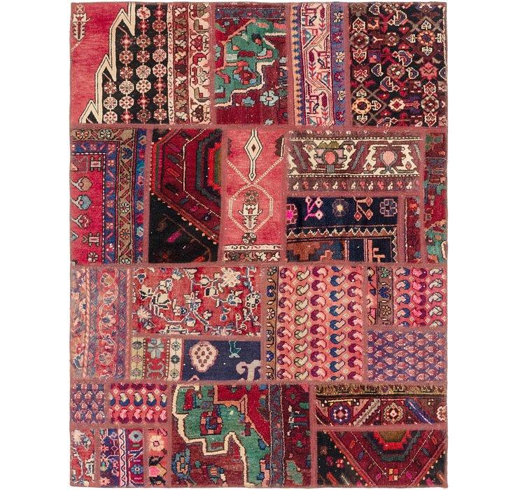 4' 4 x 5' 7 Ultra Vintage Persian Rug