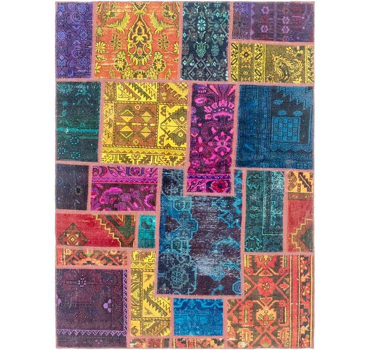 5' x 6' 8 Ultra Vintage Persian Rug