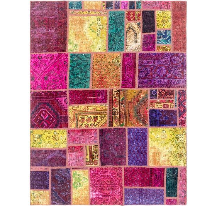 6' 3 x 8' 3 Ultra Vintage Persian Rug