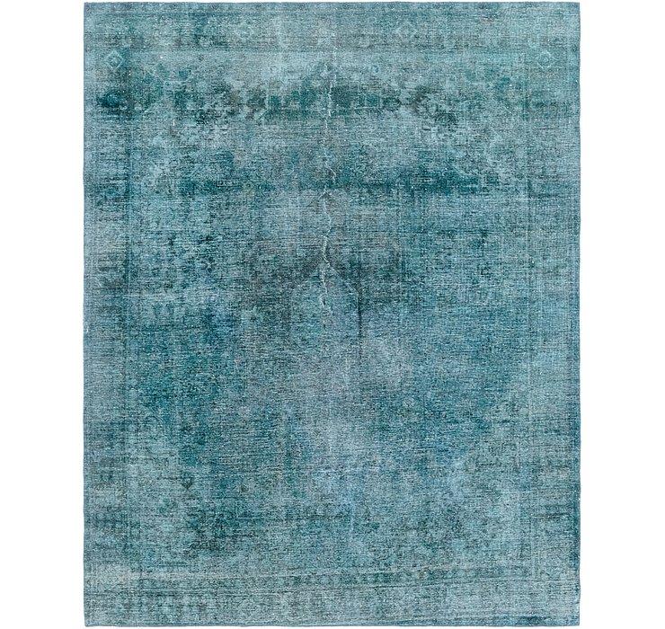 9' 8 x 12' Ultra Vintage Persian Rug